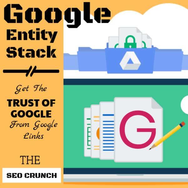 Google Entity Stack